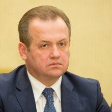 A. Skardžius deleguotas į Aplinkos apsaugos komitetą
