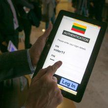 Premjeras balsavimą internetu siūlo išbandyti renkant seniūnaičius