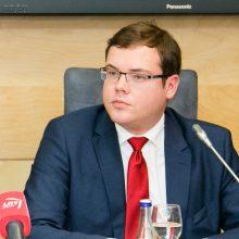 Ministras: sustabdyti mokėjimai J. Pagojaus įmonei