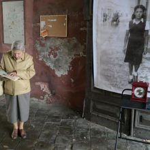 Vilniaus senamiestyje skambės Holokausto aukų vardai