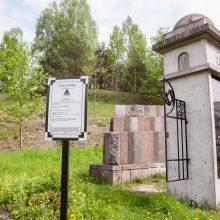 Senosios žydų kapinės pasikeitė neatpažįstamai