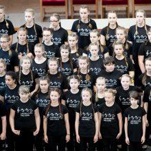Jungtinis Lietuvos vaikų choras ruošia įspūdingą koncertą