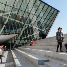 MO muziejus atidarytas per 100 valandų