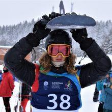 Snieglentės – 16-mečio vilniečio aistra ir gyvenimas
