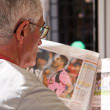 Siūlo 30 proc. mažinti periodinių leidinių pristatymo kaime tarifus