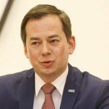 """A. Pranckevičius apie """"Brexit"""": lietuviai emigrantai gali jaustis saugiai"""