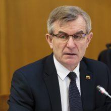 V. Pranckietis: VSD medžiaga apie R. Jancevičių menkina pasitikėjimą prokuratūra