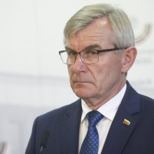 Korupcijos tyrimo komisija VTEK istorijoje apklaus Seimo pirmininką