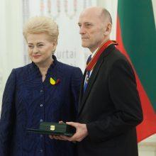 Valstybės jubiliejaus proga – apdovanojimai 100 nusipelniusių žmonių