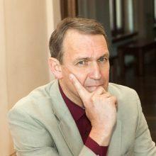 Ir A. Juozaitis oficialiai paskelbė sieksiąs prezidento posto