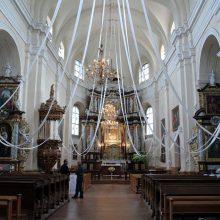 Parodoje – Trakų bazilikos lobiai