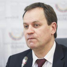 Prezidento rinkimai: V. Tomaševskis įregistruotas pretendentu į kandidatus