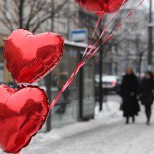 Retas atvejis: vasario 14-ąją – net keturios svarbios dienos