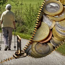 """M. Dubnikovas: jau galima skaičiuoti pirmuosius pensijų reformos """"viščiukus"""""""