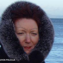 Ieškoma moteris: grįžo iš Šiaurės Airijos ir dingo