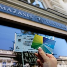 Su Vilniečio kortele – nuolaidos į Vilniaus mažąjį teatrą
