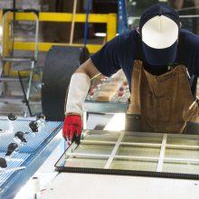 Marijampolėje danai atidaro medinių langų gamyklą