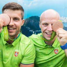 Lietuvos baidarių ir kanojų irkluotojai su nerimu laukia kitos olimpiados