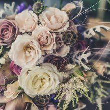 Floristas: pompastika vestuvėse vis mažiau populiari