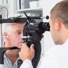 Medikė: katarakta susergama ne tik dėl senatvės