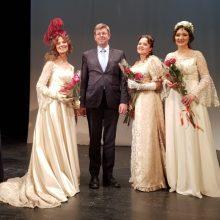 Aktorė V. Kochanskytė: kaip pildosi svajonės