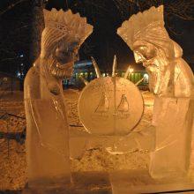 Paskelbti ledo festivalio Druskininkuose laureatai