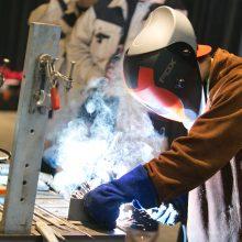 Darbuotojų skaičius augo daugumoje šalies apskričių