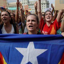Ispanijos valdantieji ieško opozicijos paramos Katalonijos klausimu