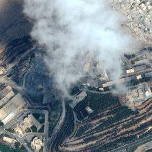Netikras aliarmas: Sirija suklaidino dėl dar vienos atakos