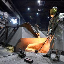JAV atidėjo metalų importo muitų įvedimą ES, Kanadai ir Meksikai