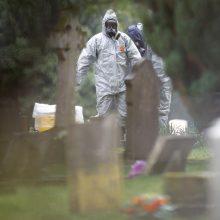 Britų žvalgyba ieško daugiau asmenų, įtariamų prisidėjus prie Skripalių apnuodijimo