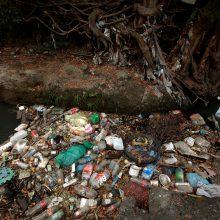JT: žaliavų perdirbimas prisideda prie pusės pasaulyje išmetamų teršalų