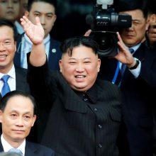 Seulas: Šiaurės Korėjos raketos paleidimas būtų katastrofa diplomatijai