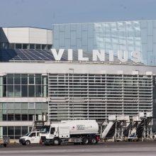 Lietuva į oro uostų plėtrą investuos apie 700 mln. eurų