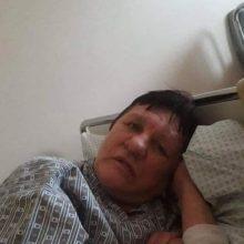 Iš Kauno klinikų išėjo ir dingo moteris: artimieji prašo padėti ją surasti