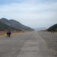 Šiaurės Korėjoje nuo tilto nukrito autobusas, žuvusiųjų – kelios dešimtys