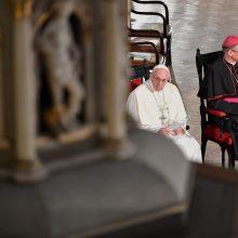 Popiežiaus žinia latviams: laisvė yra užduotis kiekvienam