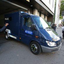 Dėl išpuolio Londono metropolitene pateikti kaltinimai 18 - mečiui