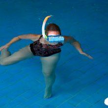 Virtualus pasiplaukiojimas su delfinais – nauja pagalbos priemonė neįgaliesiems