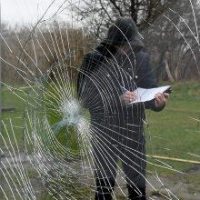 Lenkijoje susidūrė mokyklinis autobusas ir sunkvežimis, yra žuvusiųjų