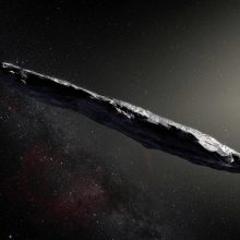 Mokslininkai: iš cigaro pavidalo asteroido nesklinda jokių ateivių signalų