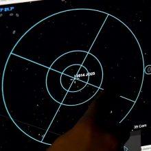 Netoli Žemės praskries didesnis už aukščiausią pastatą pasaulyje asteroidas