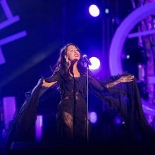"""Azerbaidžanas į """"Euroviziją"""" siunčia muzikantų šeimoje gimusią atlikėją"""