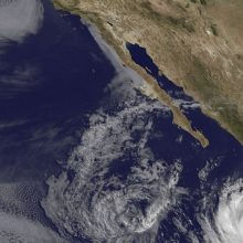 Prie Havajų ir Meksikos artėja galingi uraganai