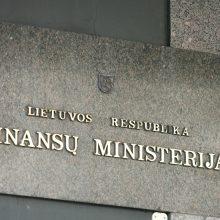 Finansų ministerija svarsto nebenuomoti patalpų, pertvarkys pastatą