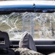 Savaitgalį šalies keliuose įvyko 20 eismo įvykių, sužeisti 22 eismo dalyviai