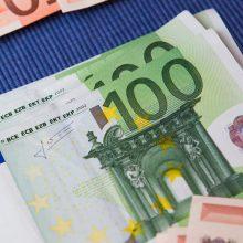 Kaune iš biuro dingo 127 tūkst. eurų