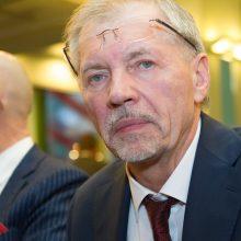 Komisija: G. Kirkilą neblaivumu apkaltinę konservatoriai pasielgė neetiškai