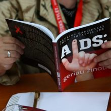 ŽIV sergančių kalinių gydymas bus kompensuojamas iš PSD fondo