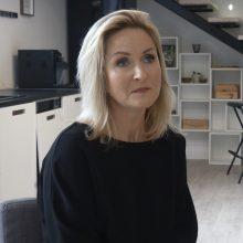 Alkoholio nevartojanti G. Vitkevičiūtė: kai geria mama, tai sugriūna pasaulis